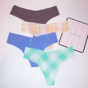 Set of 4 Victoria Secret Panty